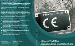 """""""Gépek CE jelölése munkavédelmi szakembereknek"""" tréningfelvétel DVD"""