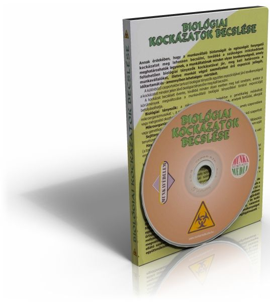 Biológiai kockázatbecslés CD