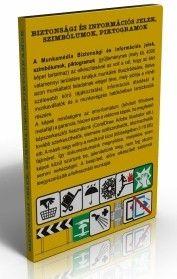 Biztonsági és információs jelek, szimbólumok, piktogramok CD