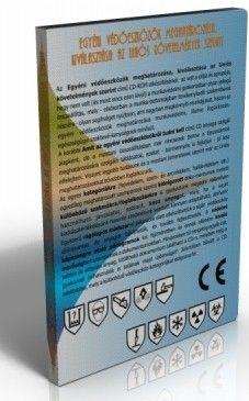 Egyéni védőeszközök meghatározása, kiválasztása CD